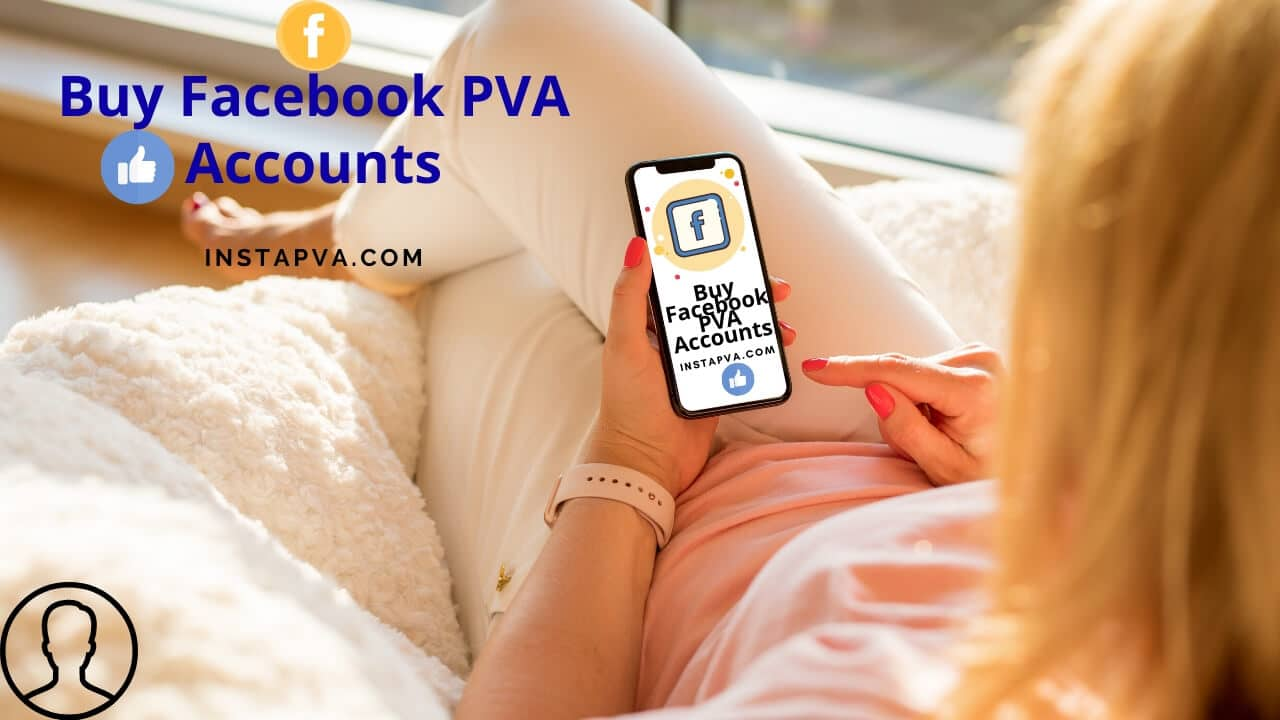 Buy Facebook PVA Accounts