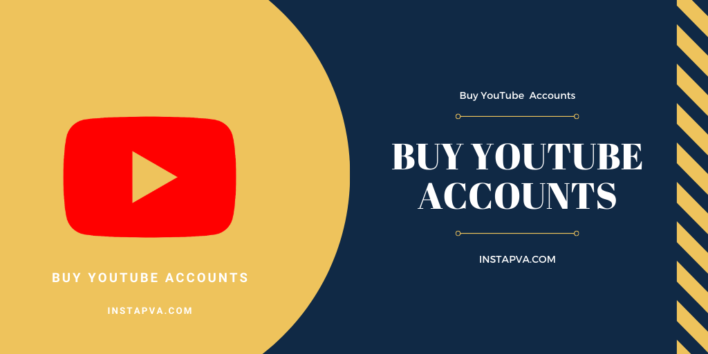 Buy YouTube Accounts