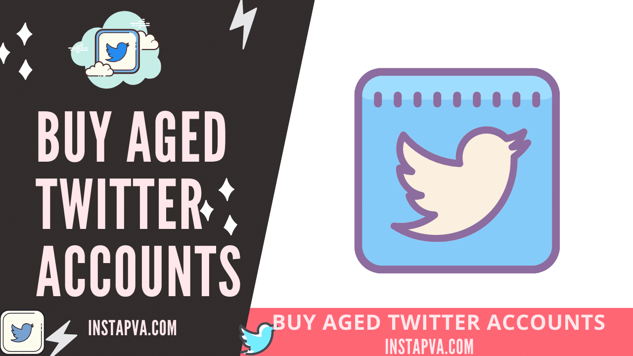 Buy aged Twitter accounts