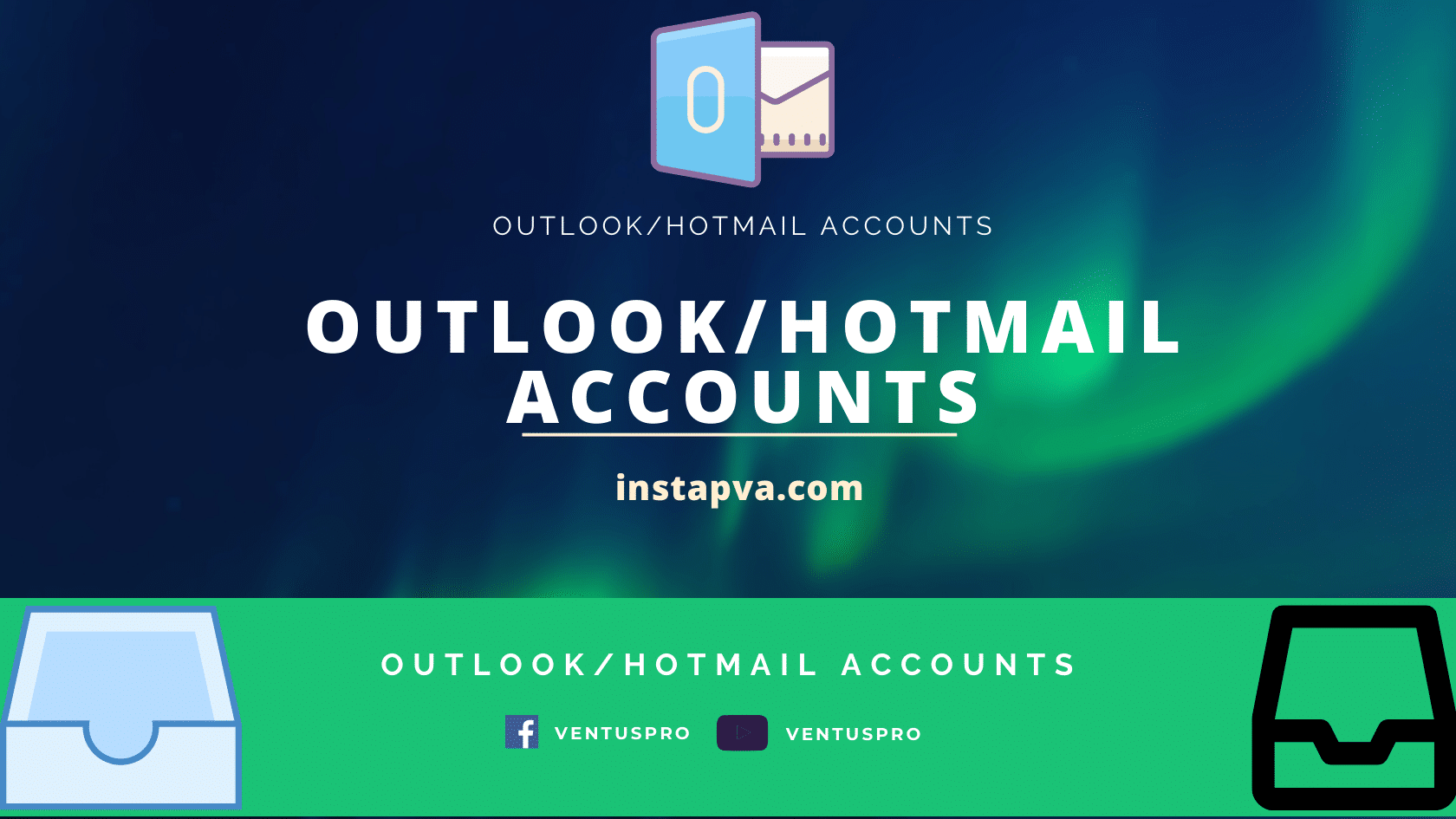 OutlookHotmail Accounts