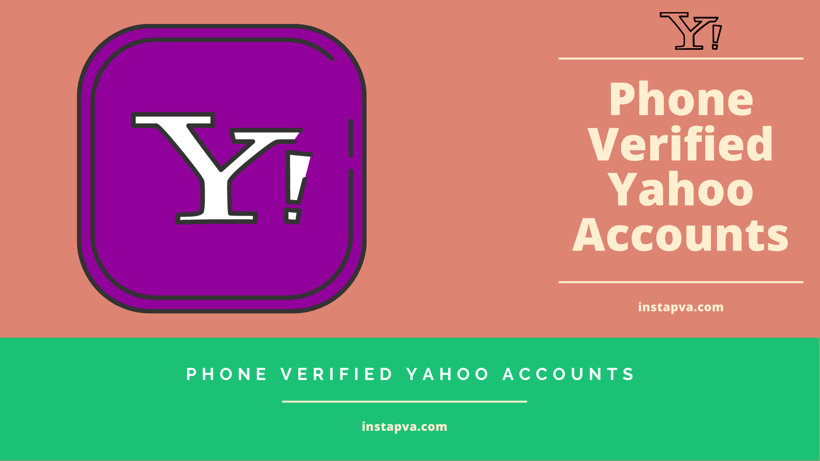 Phone Verified Yahoo Accounts