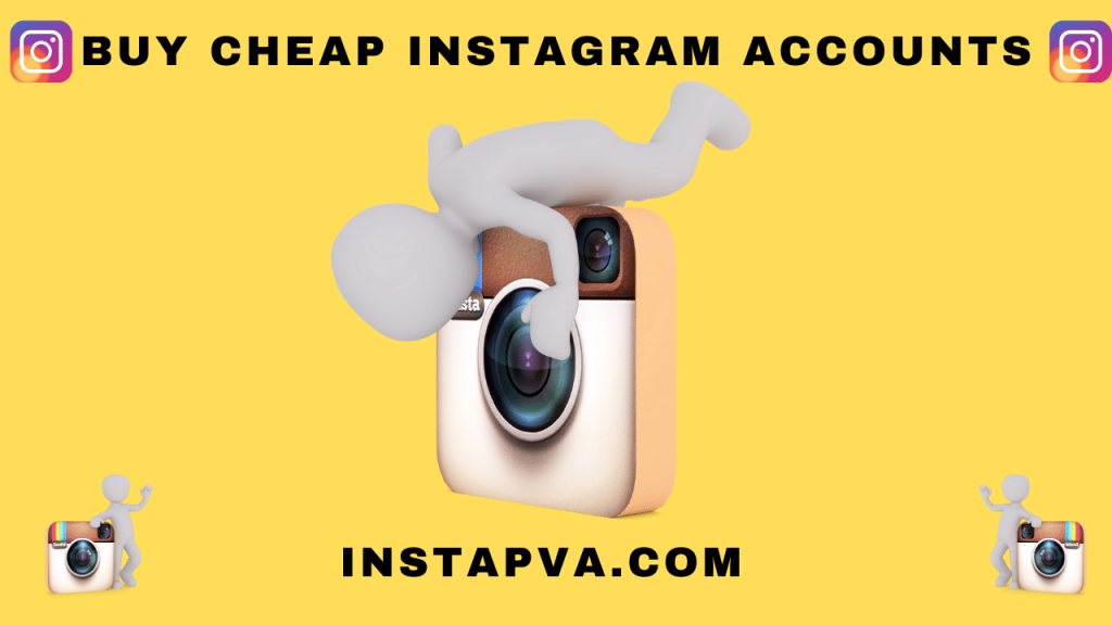 Buy Cheap Instagram Accounts